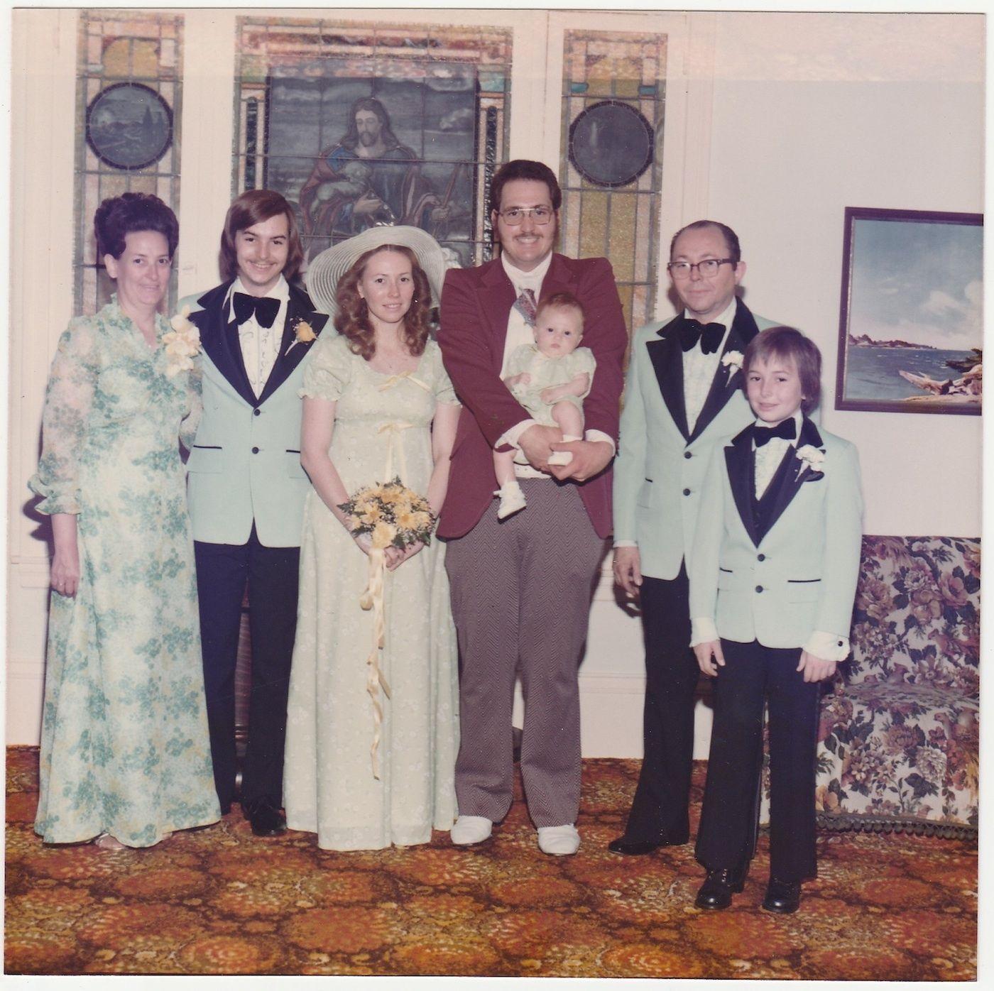 Свадьба 70 годов фото