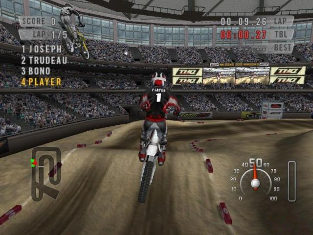 MX vs ATV Unleashed PC Games Gameplay