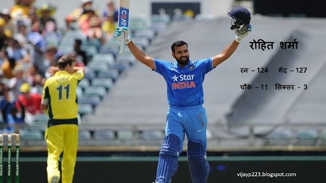ऑस्ट्रेलिया ने दूसरे वनडे में भी भारत को 7 विकेट से हराया|