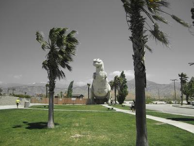 Cabazon T. Rex