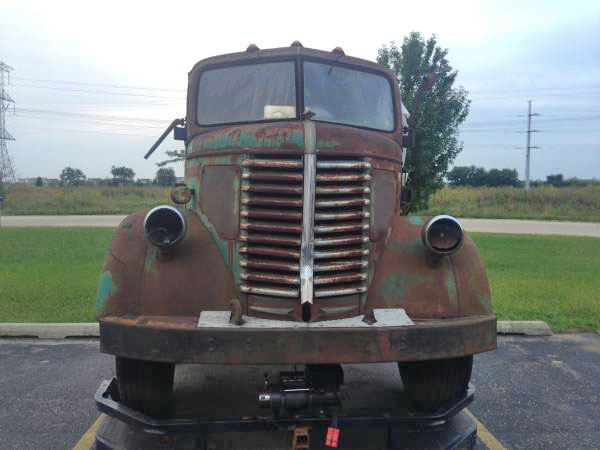 1948 Diamond T COE Cabover Truck | Auto Restorationice