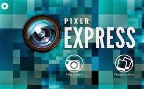برنامج pixlr express 2014 للتعديل على الصور للاندرويد
