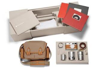 Leica M9-P Hermes Edition, Leica camera