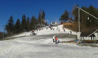 Szczawnica wyciąg narciarski