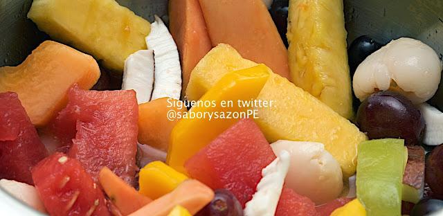 Desayunos saludables y nutritivos que te ayudarán a mantener tu figura  http://saborysazon.blogspot.com