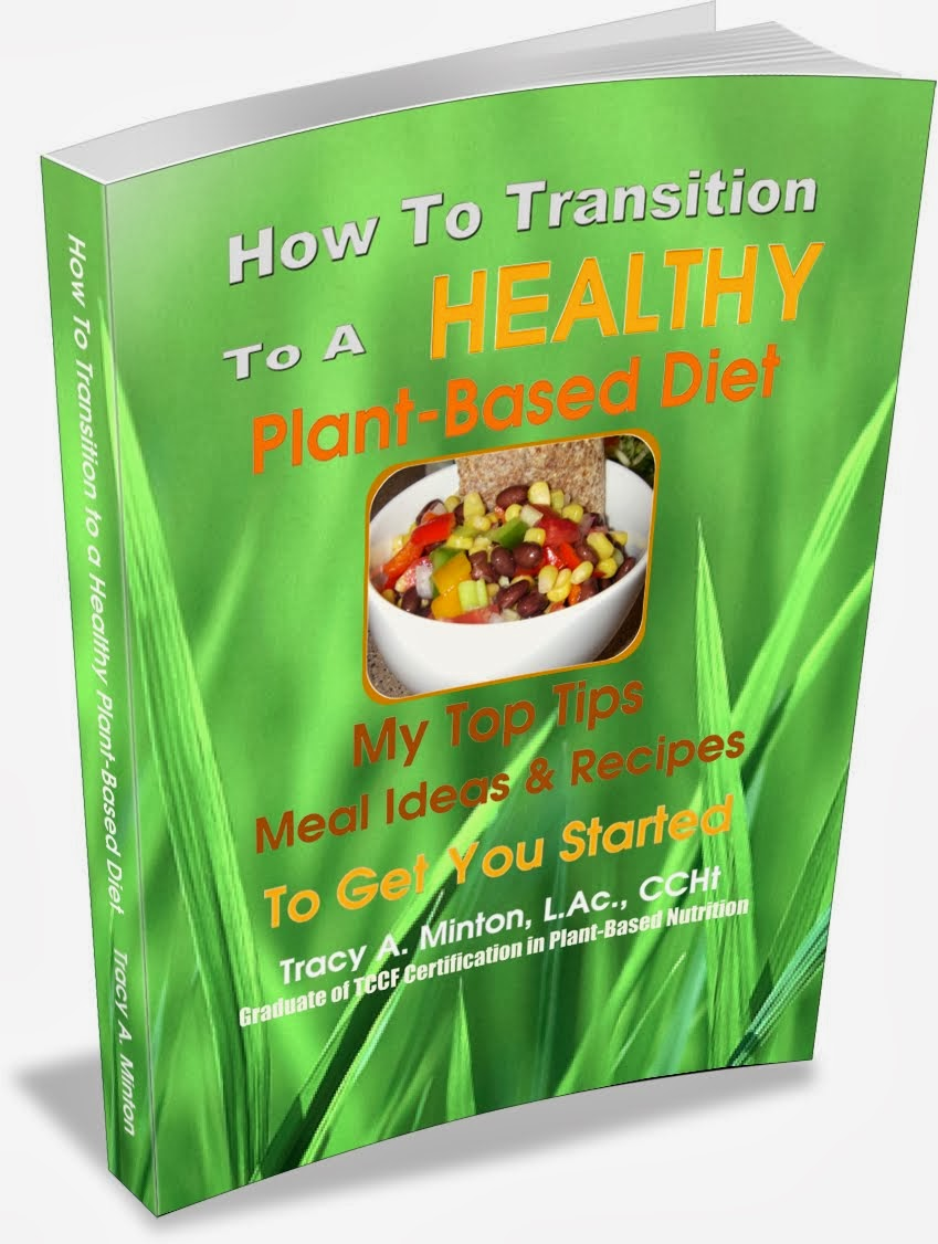 How To Transition 34 pg. E-Book