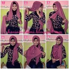 tutorial berhijab, tutorial hijab, cara berhijab, cara berjilbab, tutorial jilbab