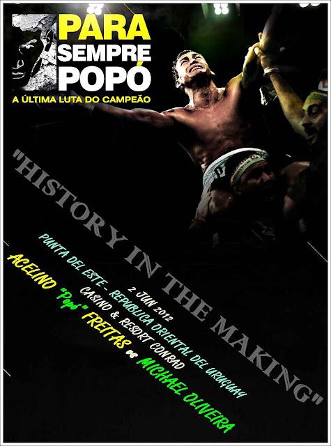 BOXEO HOY : BOX TODAY: POPO FREITAS vs ROCKY OLIVEIRA