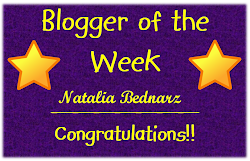 Blogger of the Week 4