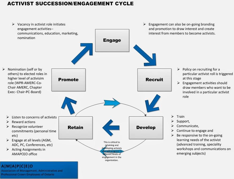 Activist Succession/Engagement Cycle