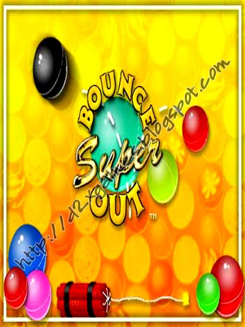 Free Download Games - Super Bounce Out