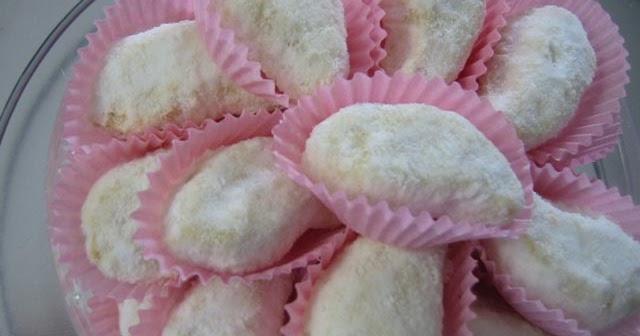 INformasi Terbaru: Resep Dan Cara Membuat Kue Putri Salju