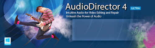 CyberLink Audio Director Ultra 4.0.4116 Free Download