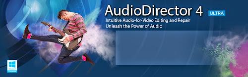 CyberLink Audio Director Ultra 4.0.4116 Free Download