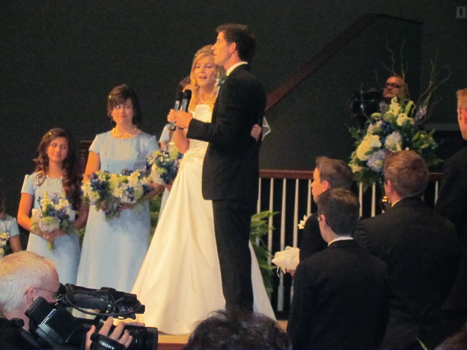 Erin Bates and Chad Paine Wedding