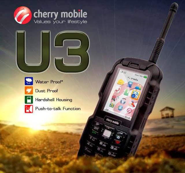 Cherry Mobile U3