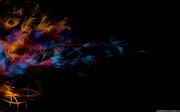 Imagens de Fundo: Imagem de FundoAbstrato em vários tons com fundo preto (abstrato em varios tons com fundo preto imagens imagem de fundo wallpaper para pc computador tela gratis ambiente de trabalho)