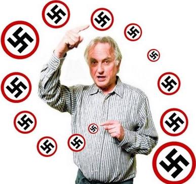 R. Dawkins darwinowsko-heliocentryczny bogobojca