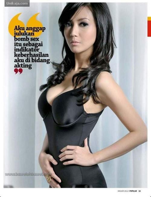 Foto Wiwid Gunawan Majalah Popular edisi Januari 2012