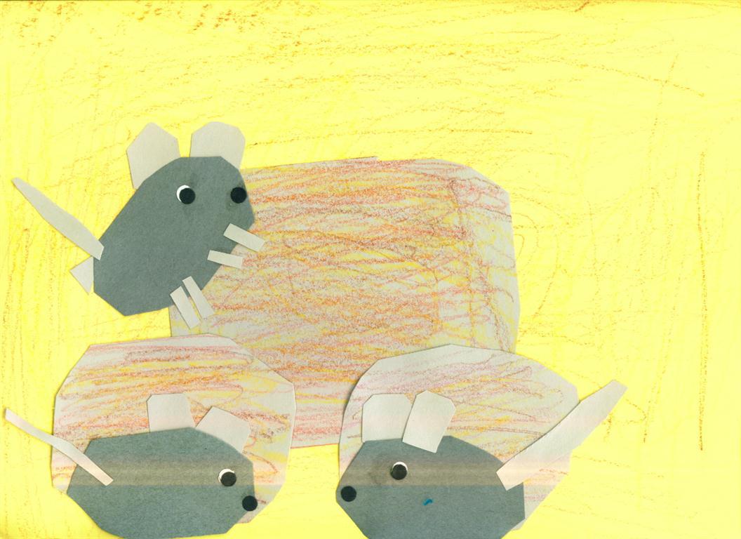 Art makes kids smart frederick a kindergarten project for Frederick leo lionni