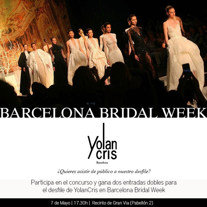 Desfile YolanCris - MyWeddingLab