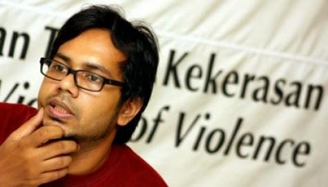 Haris Azhar Aktivis Kontras