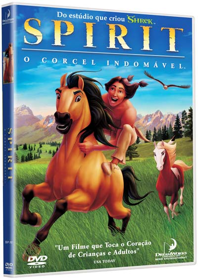 Download   Spirit: O Corcel Indomável   Torrent (2002)