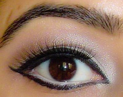 indian make up eyes indian girl kim kardashian Bcat Beye
