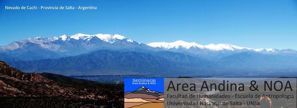 Seminario Área Andina y NOA - UNSa
