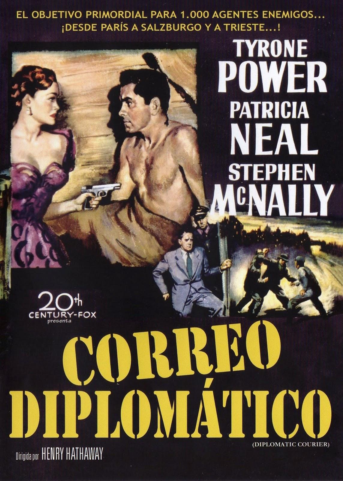 Correo Diplomático (1952)