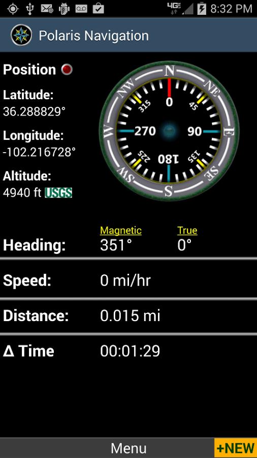 Polaris Navigation GPS Apk