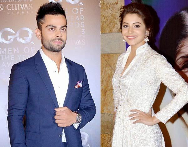 Hot News Between Anushka Sharma & Virat Kohli