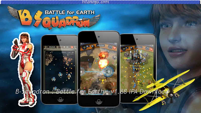 B-Squadron : Battle for Earth - v1.88 IPA Download