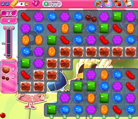 Candy Crush Saga 796