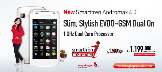 Hisense, smartphone ini menjadi penerus Smartfren Andro dan Smartfren