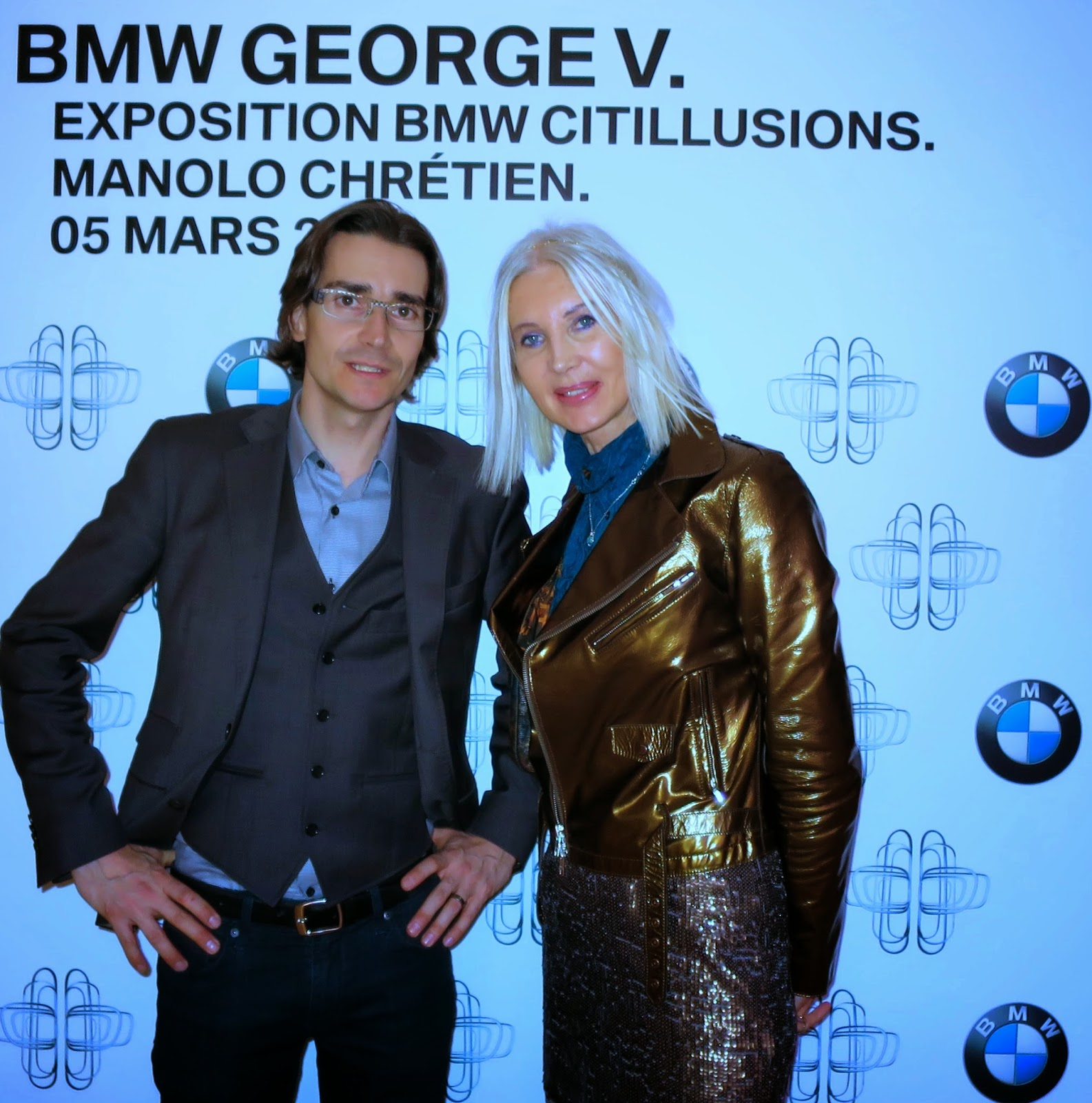 International Luxury Consulting Bmw George V Manolo