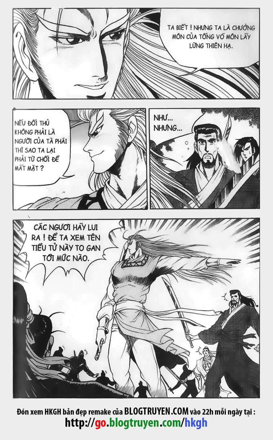 Hiệp Khách Giang Hồ chap 25 page 11 - IZTruyenTranh.com