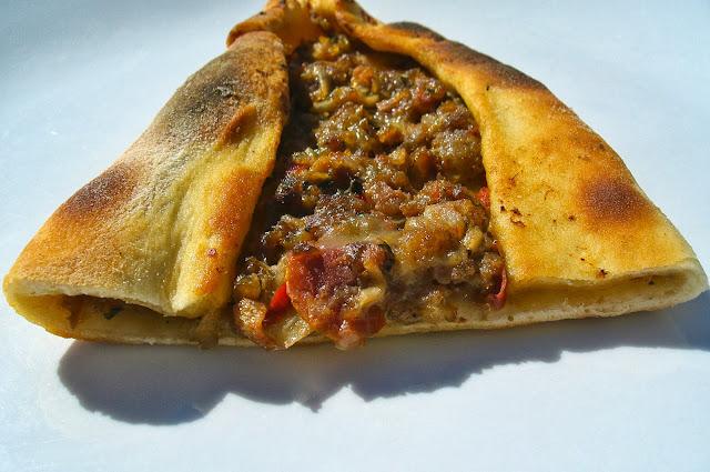 lahmacun- turkish pizza
