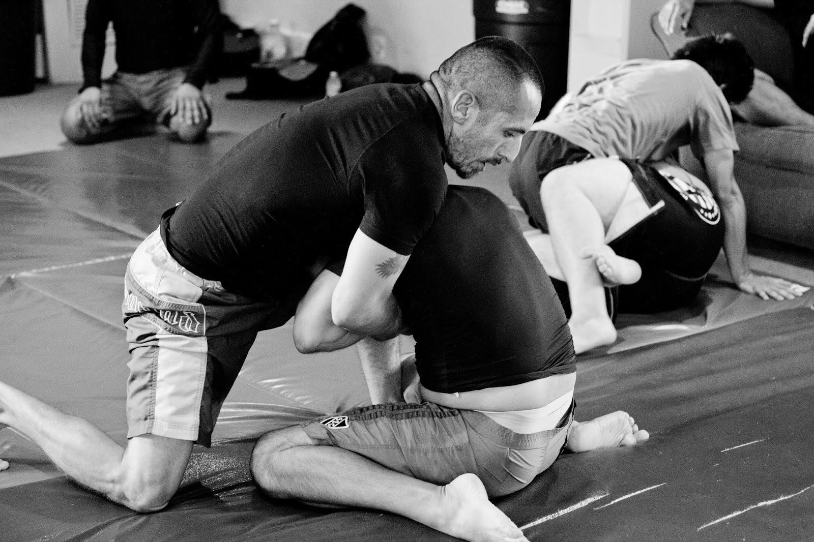 Grappling BJJ MMA Pasadena