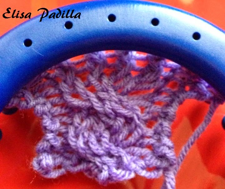 Knifty Knitter Cables