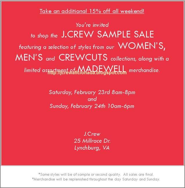 J.Crew Aficionada: February 2013
