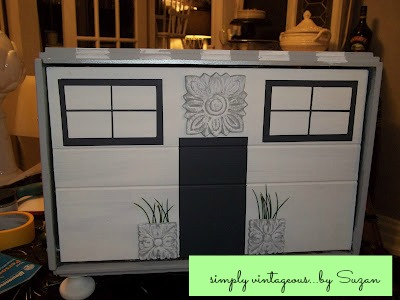 diy, dollhouse, simple, breadbox,