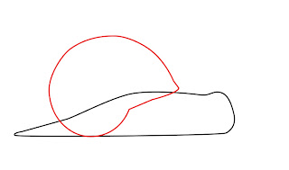 How To Draw A Snail Step 2