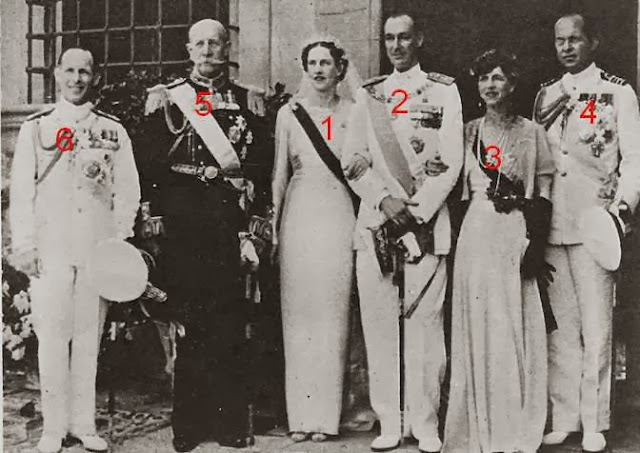 Prince Aimone Roberto Margherita Maria Giuseppe Torino of Savoy and Princess Irene of Greece and Denmark Marriage