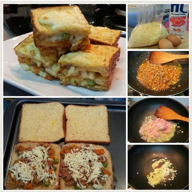 Resepi Lasagna Roti dan Cara Membuatnya