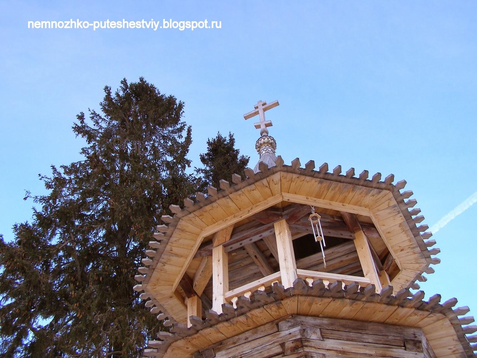 часовня Космы и Дамиана в д. Узкие