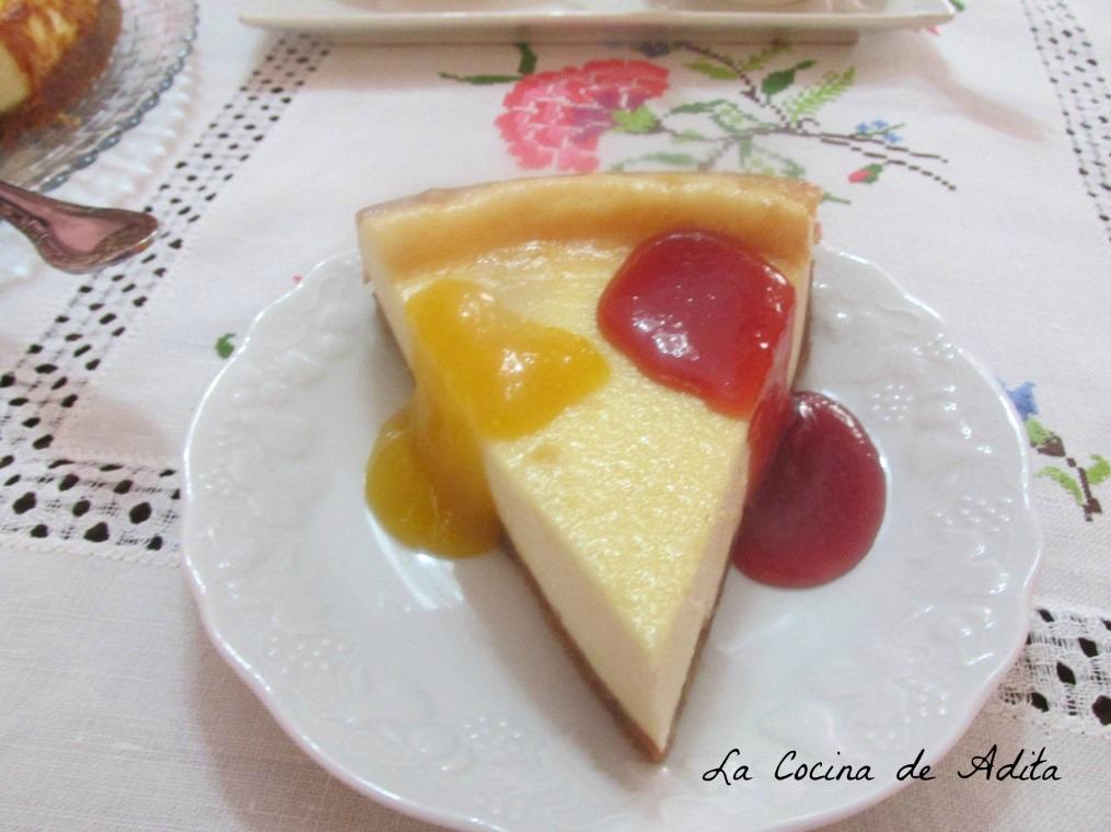 Tarta De Queso Al Horno La Mejor Tarta Del Mundo Cocina