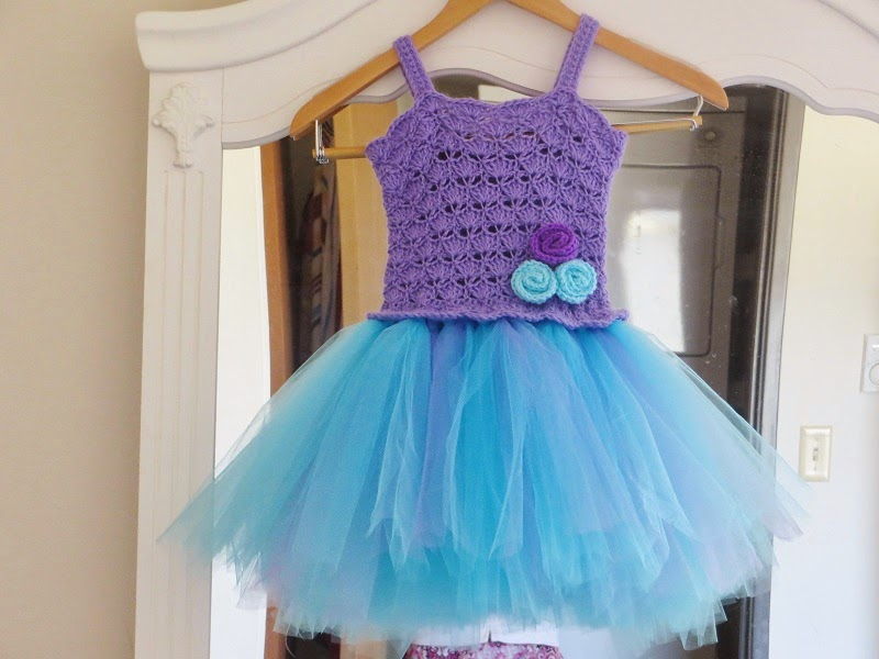 Crochet Dreamz: Tutu Dress Crochet Pattern, Crochet Baby Dress Pattern ...