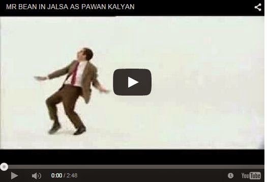 Mr Bean In Jalsa Song