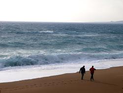 Σκέψεις στην παραλία